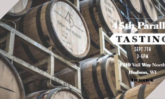 Open House Event with 45th Parallel Distillery