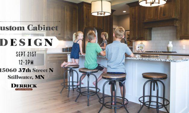 Custom Cabinet Design Minneapolis