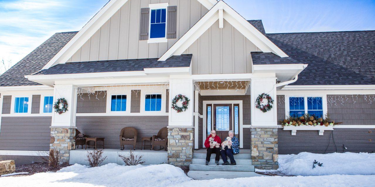 Happy Homeowners: Meadow Valley of Troy Rambler
